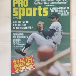 Other - Vintage Sports Magazines (6 in total).
